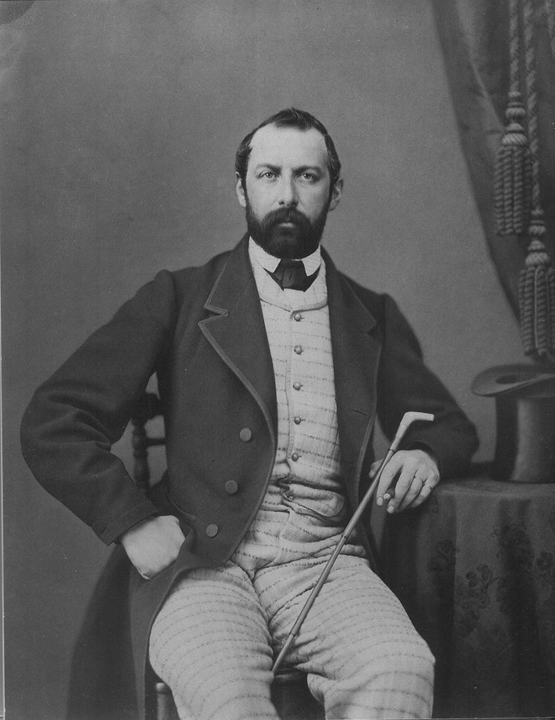 king charles xv1826-1872 -