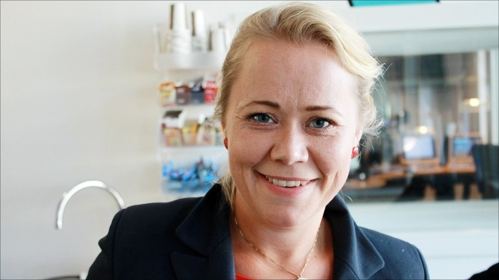 Socialdemokraterna (Swedish Social Democratic party) were represented by Hannah Bergstedt, member of the Riksdag; source: https://sverigesradio.se/sida/artikel.aspx?programid=98&artikel=6813189