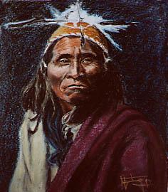Hopi Indian