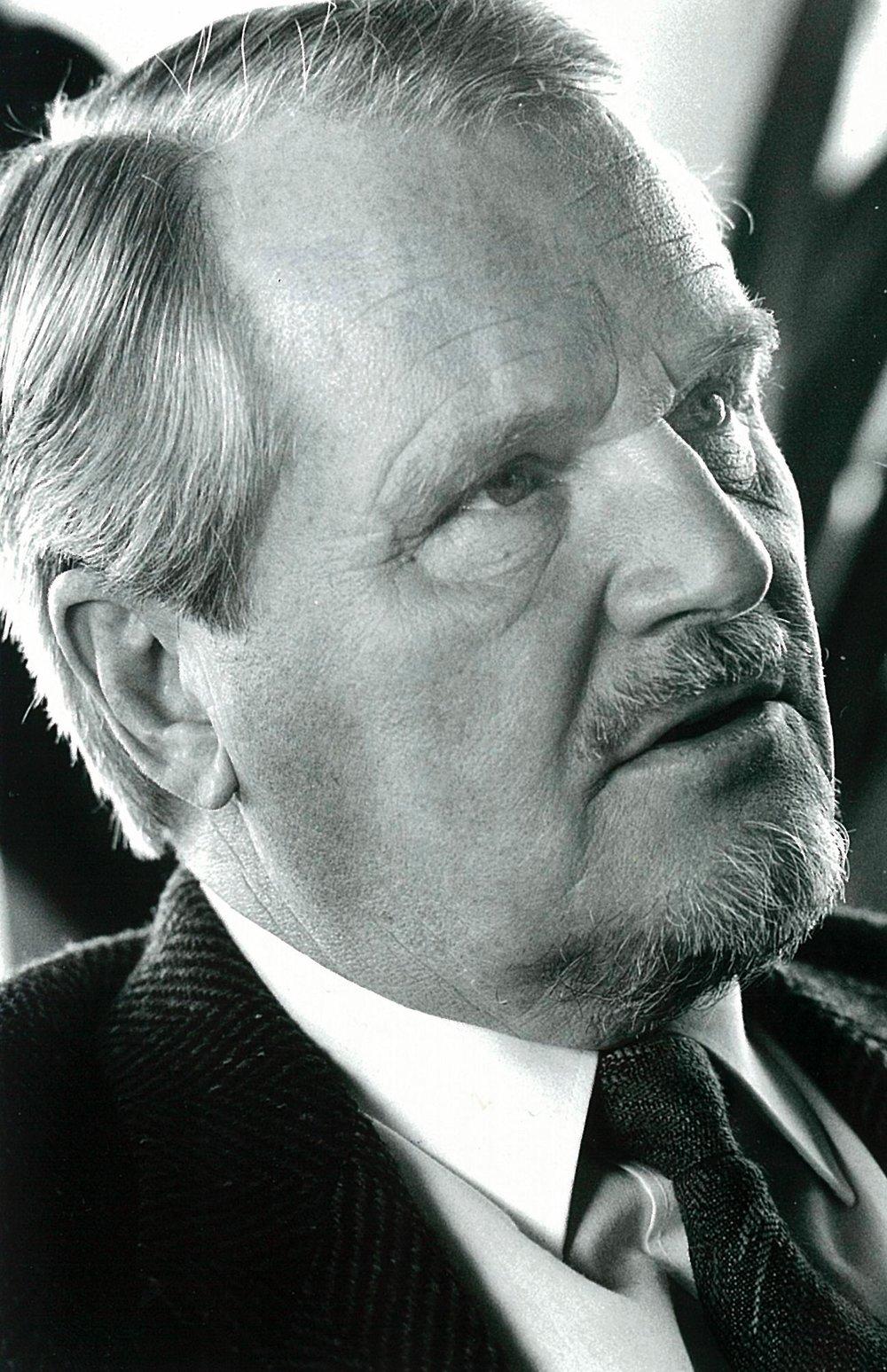 Einar Belvén, grundare av Delicato Bakverk AB och Stiftelsen Einar Belvén