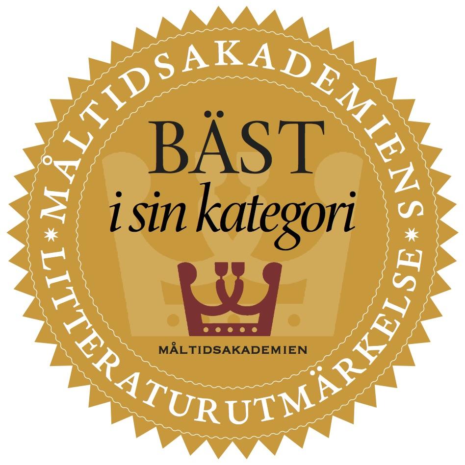 """""""Chokladmakarens Handbok"""" vinner pris som bästa bok i sin kategori, 2018"""