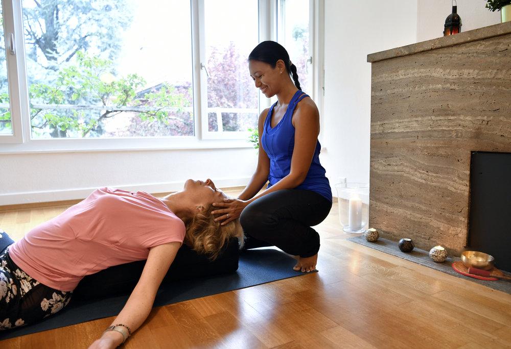 Cours de Yoga Ananda Shala