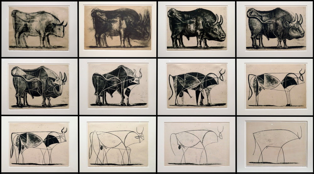 "[Foto: "" Pasadena, Norton Simon Museum, Picasso P. The Bull, 1946 "" by  Vahe Martirosyan  is licensed under  CC BY - SA 2.0 ]"