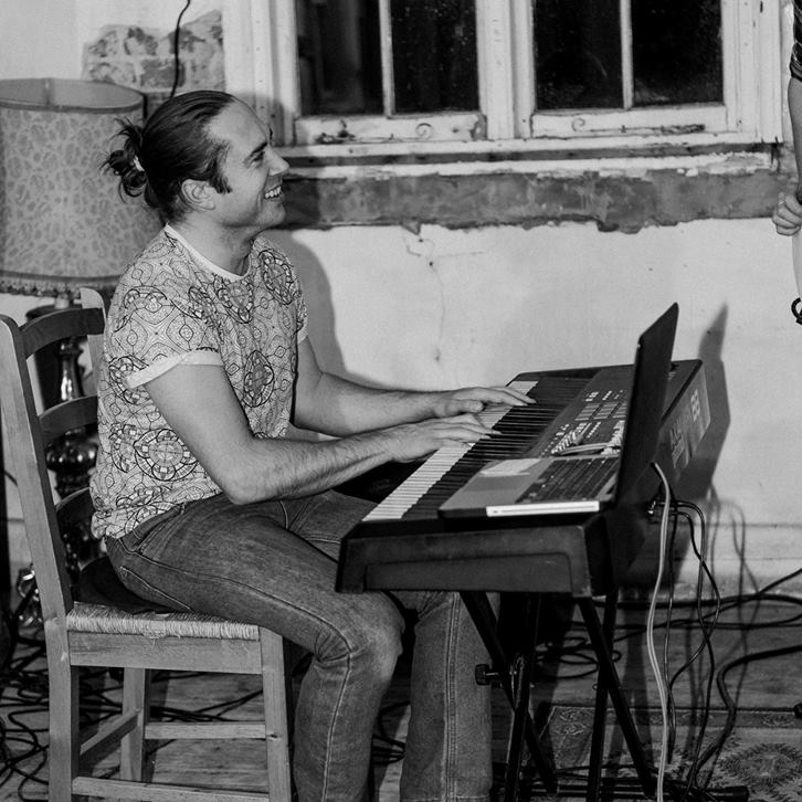 arthur rathbone pullen - Keyboard