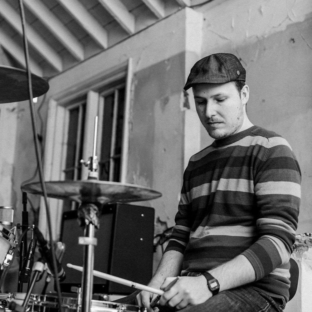 Chris duncan - Drums