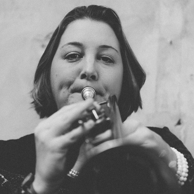 Sarah kinsella - Trumpet