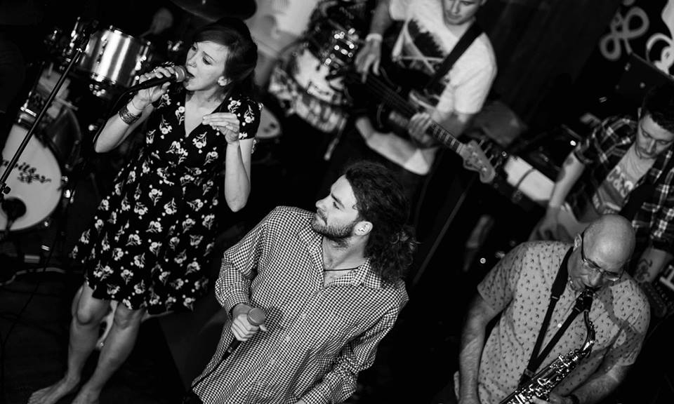 Support:Lazy Habits - Eden, Bournemouth