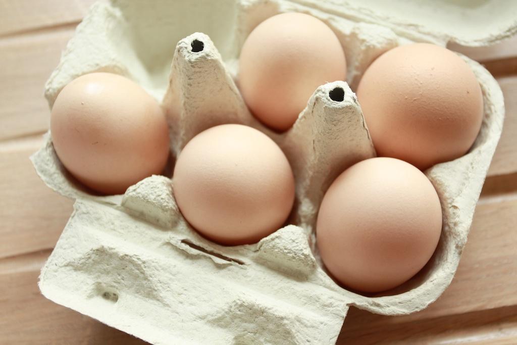 upcott farm eggs
