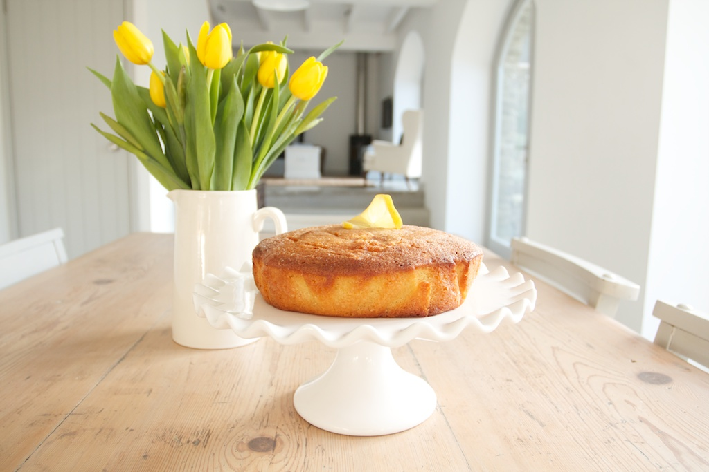 upcott farm lemon drizzle