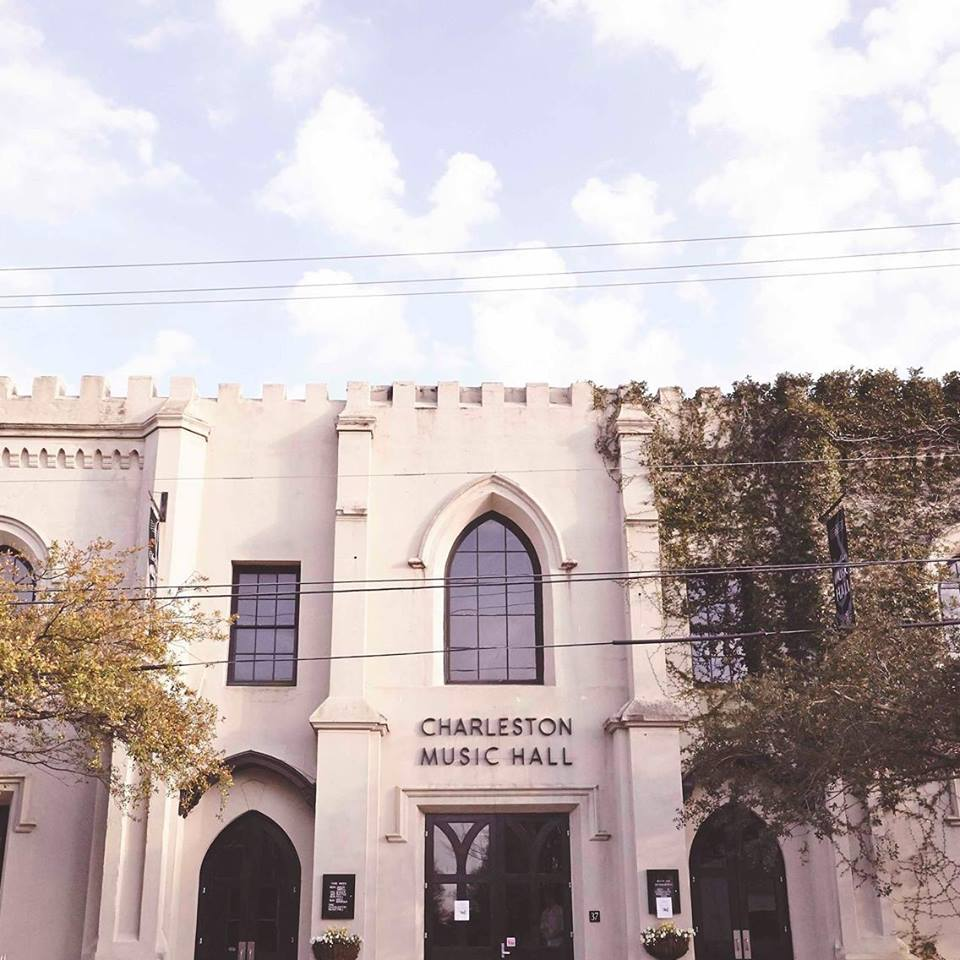charleston music hall -