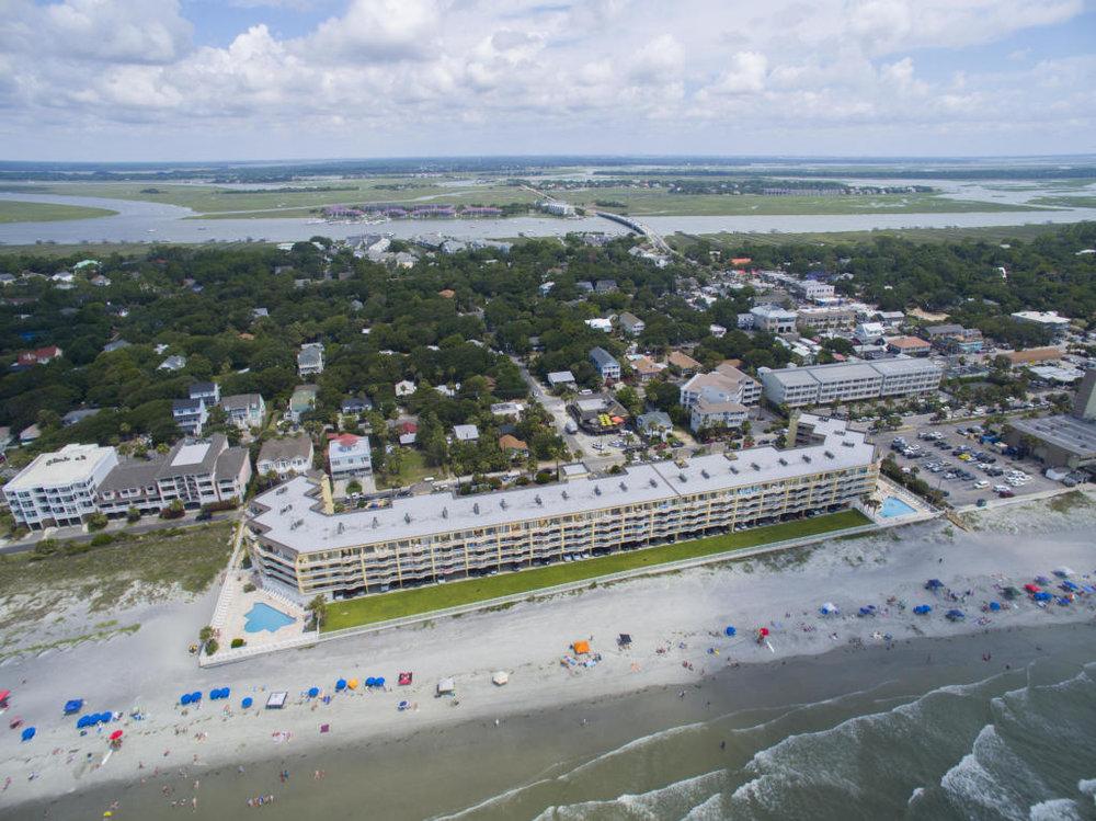 folly beach -