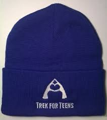 Trek for Teens Blue Toque.jpg