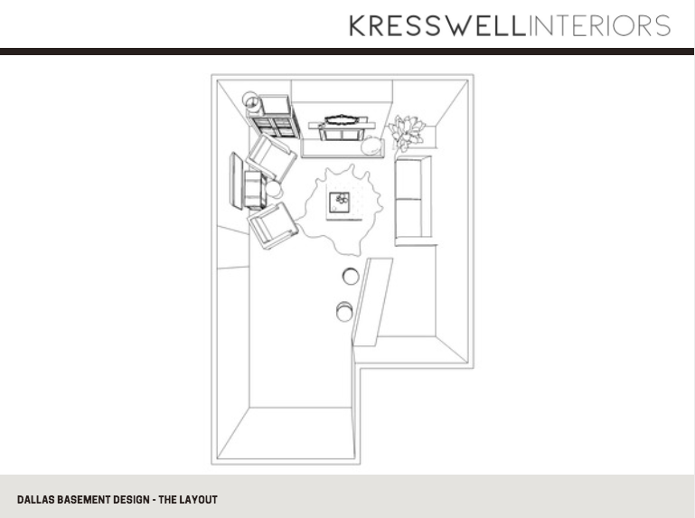 basement design plan