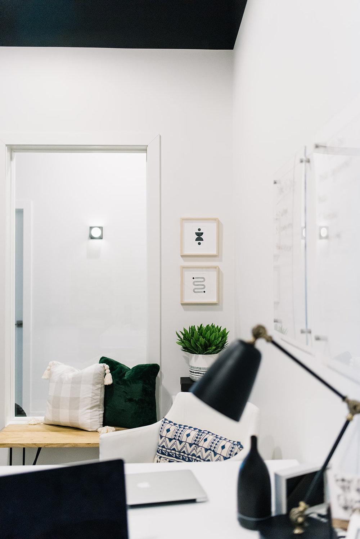 timbre co-work, edmonton interior designer