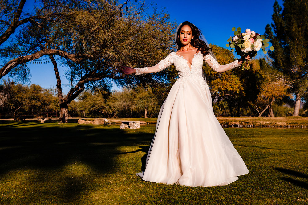 La Mariposa Wedding