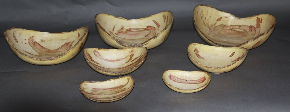 NESTED BOX ELDER