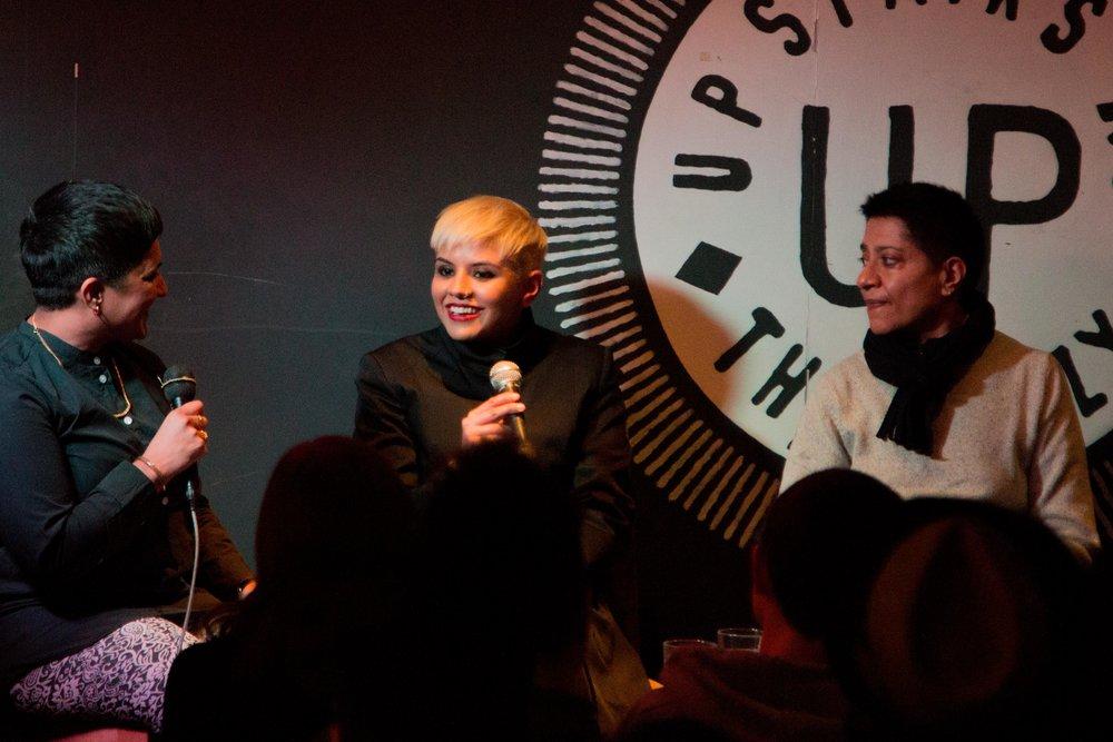 Desi Lesbians Panel