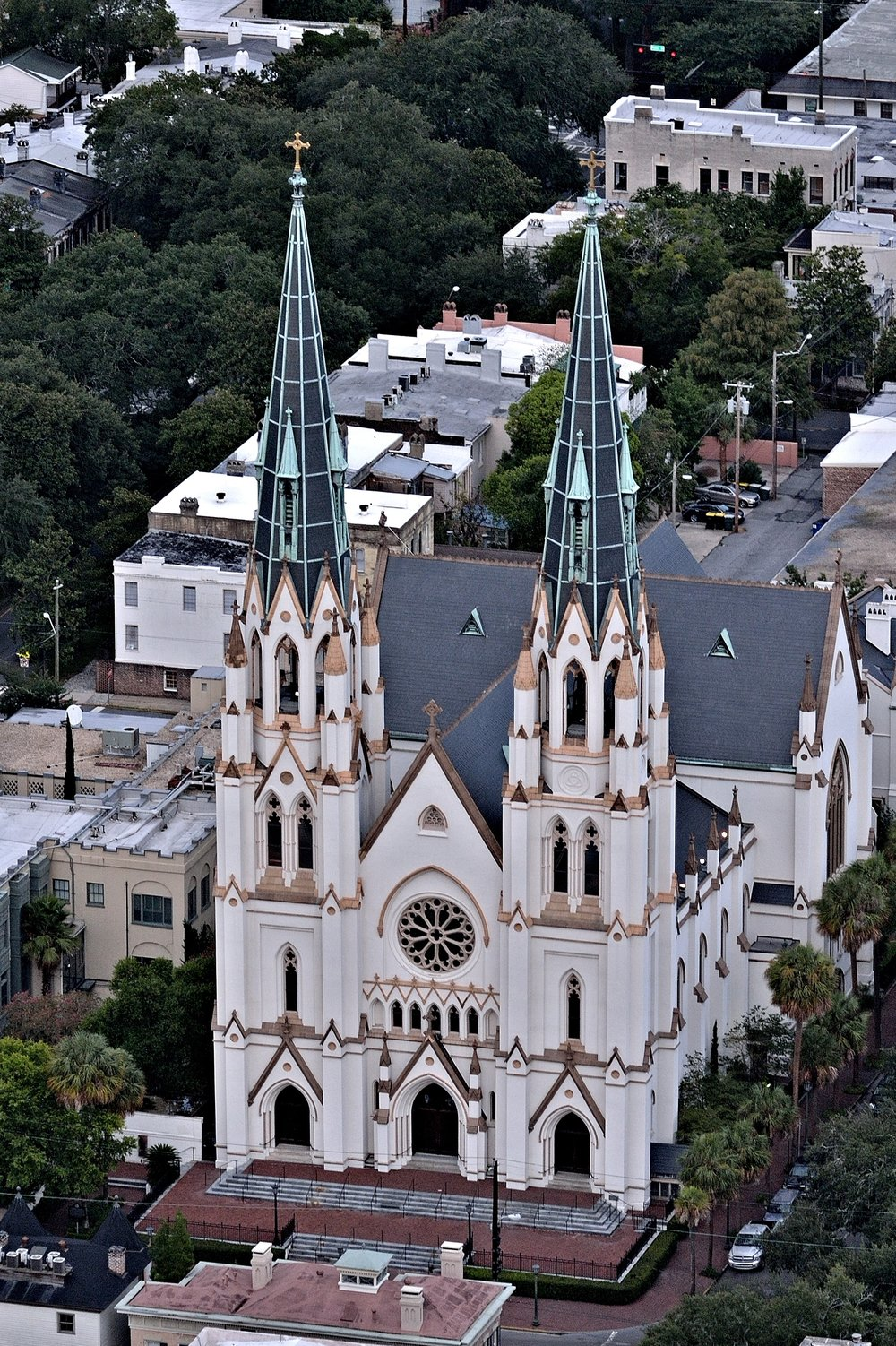 The Cathedral of St. John the Baptist, Savannah, GA