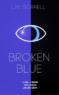 To nominate BROKEN BLUE on Kindle Scout, click  here