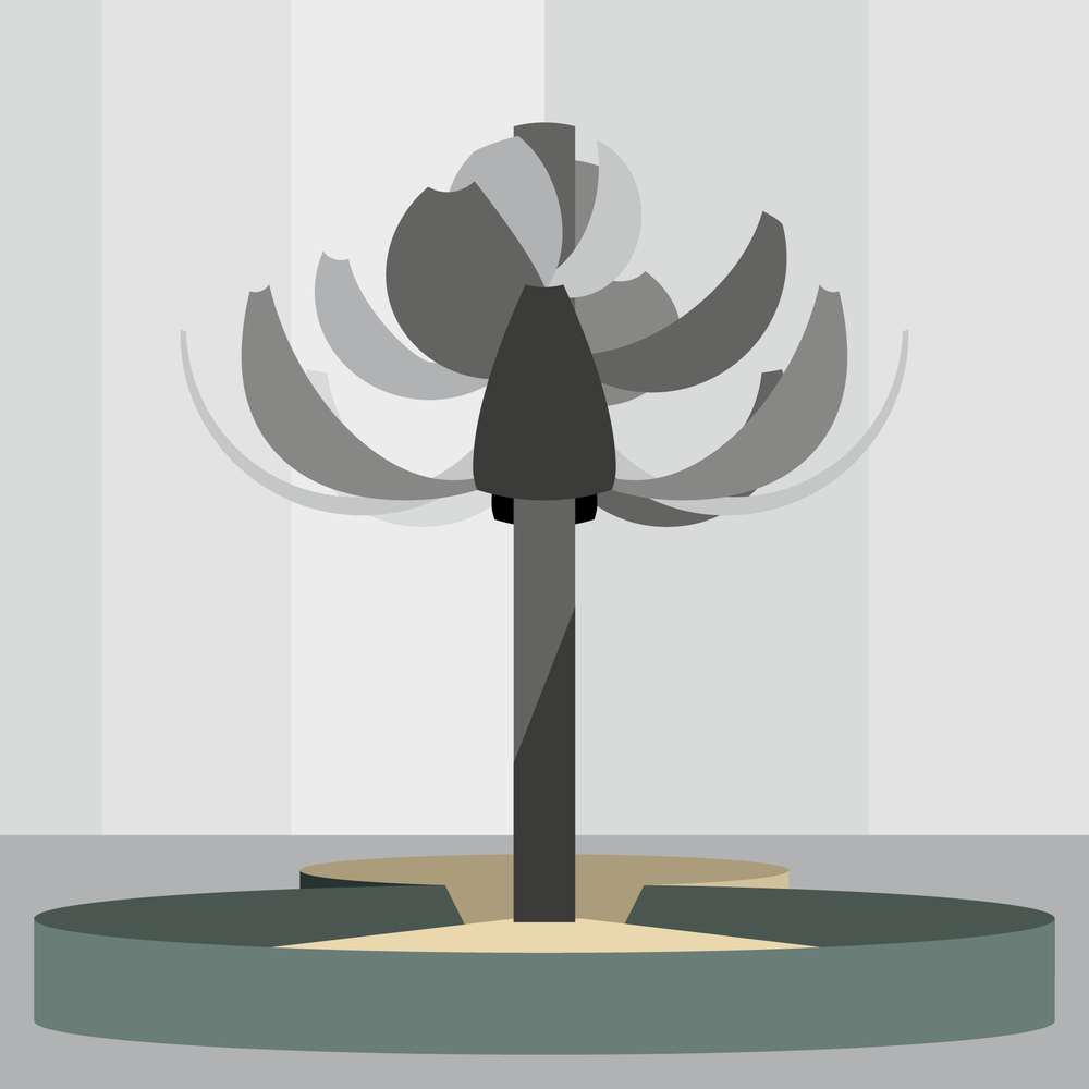 Kugelbrunnen