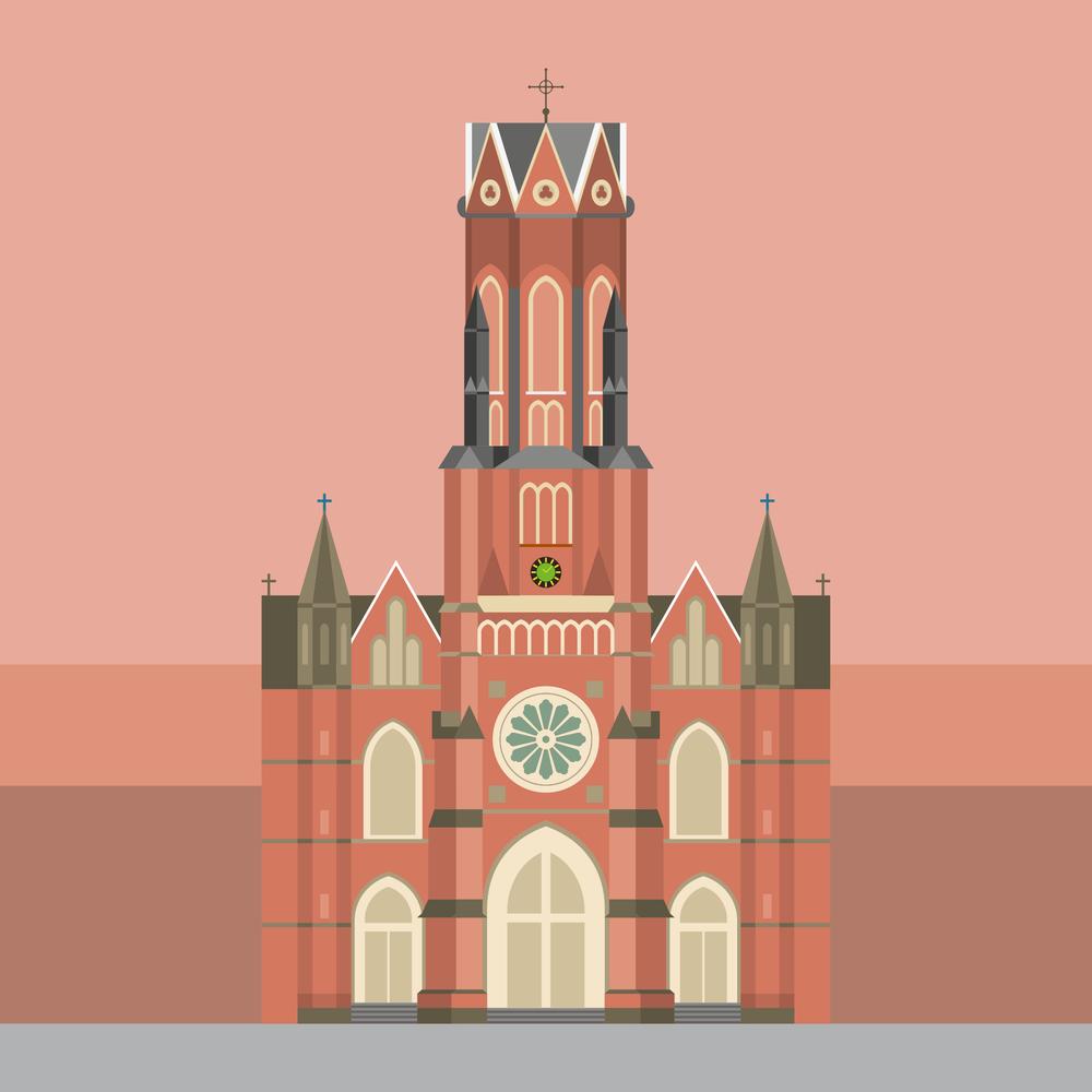 Grabeskirche St. Josef