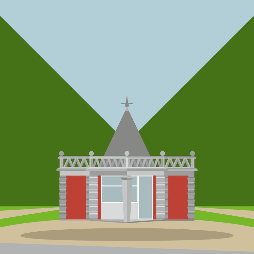 Pavillon Monheimsallee