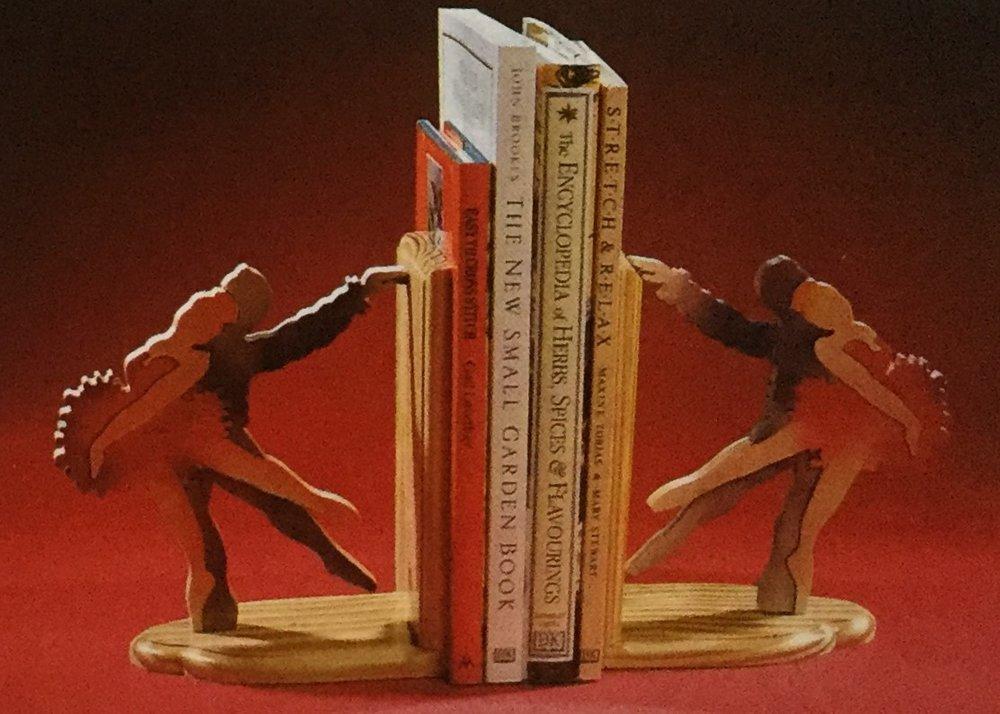 Dancers Book End