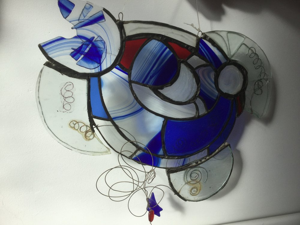 Wire in Glass
