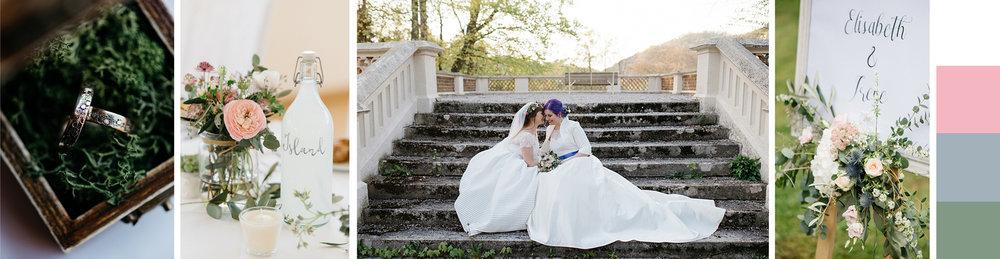 Elisabeth & Irene - Schloss Hernstein - Marie Bleyer Fotografie