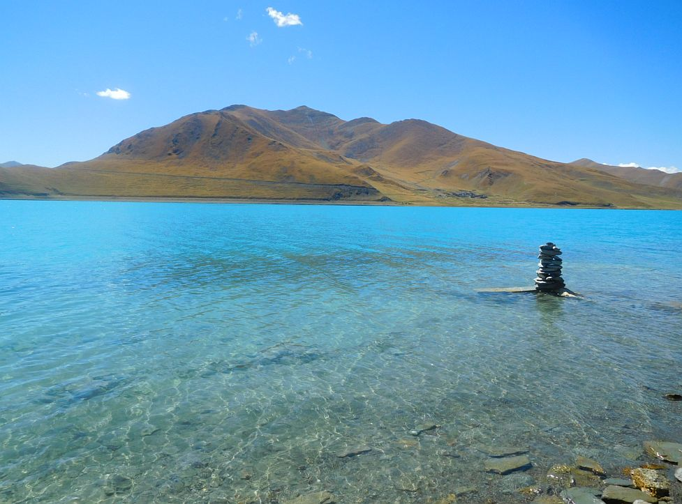 Lake Yamdok, Tibet