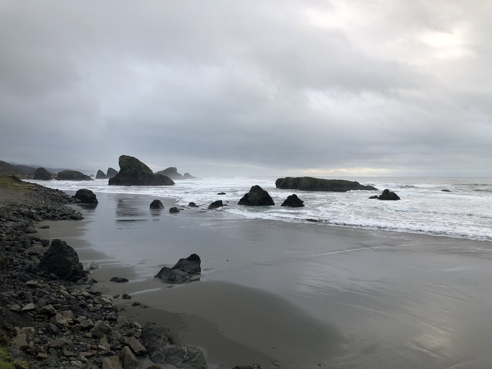 Ok, it's pretty hard to deny that Oregon's coast is also pretty fantastic.