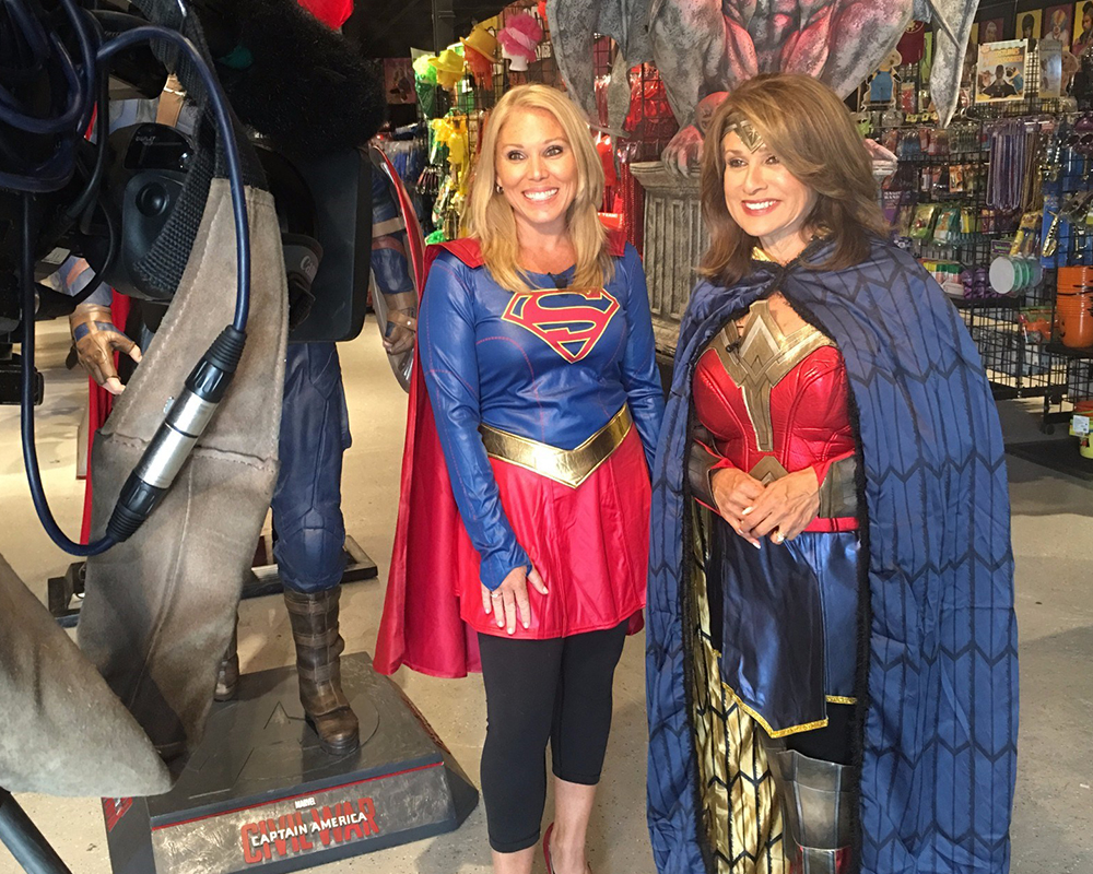 News 12 Fall Fun: Pick the best Halloween costume