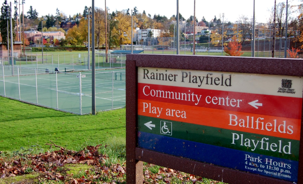 Rainier Beach Playfield