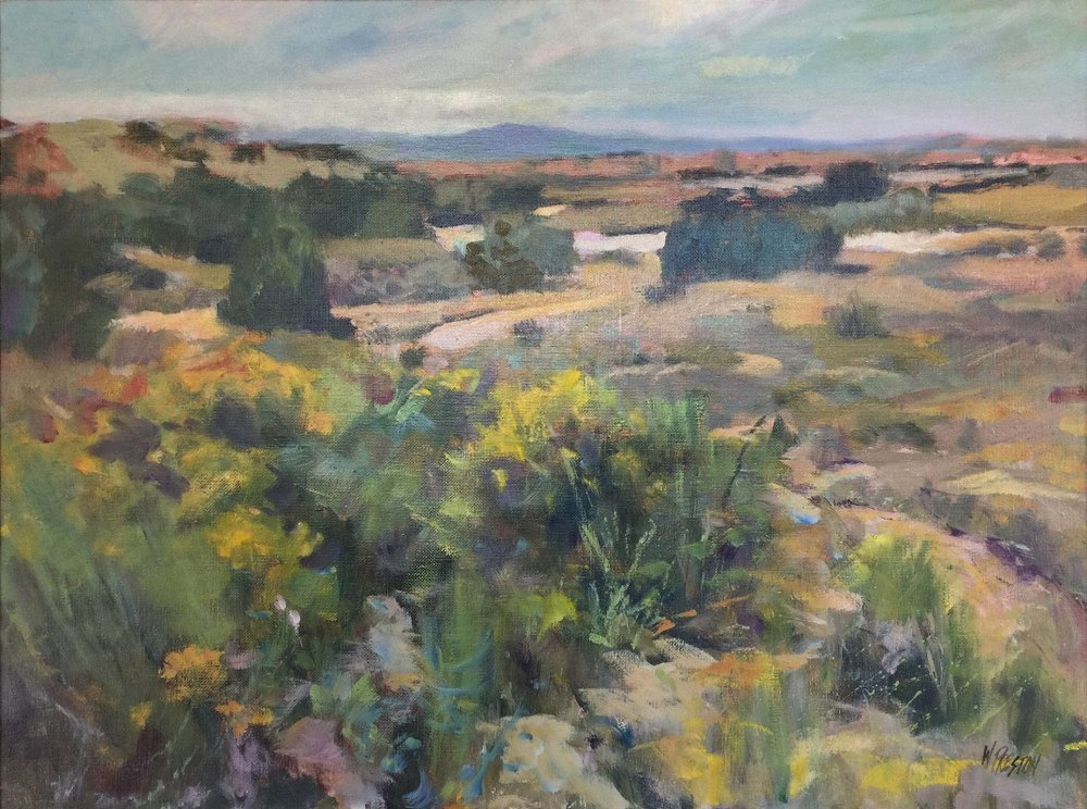 OIL PAINTINGS - Southwest landscapes on canvas