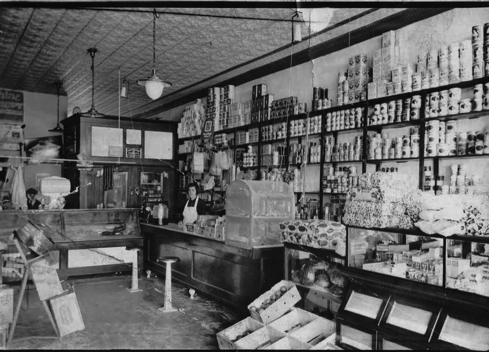 Great Grandma's Grocery Store
