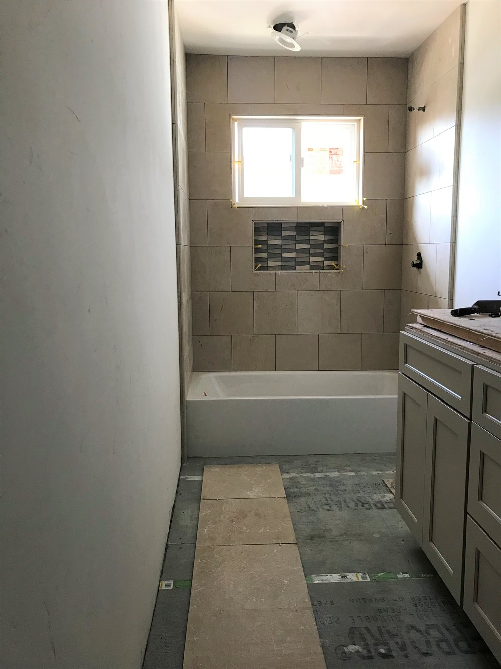 Floor Tile Layout