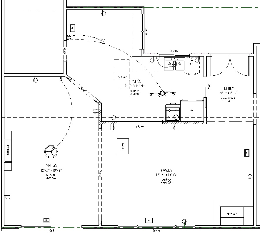 Existing/Before Plan