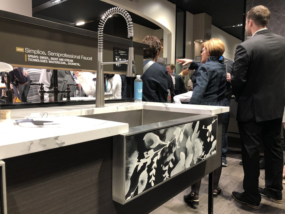 Photo from KBIS 2019