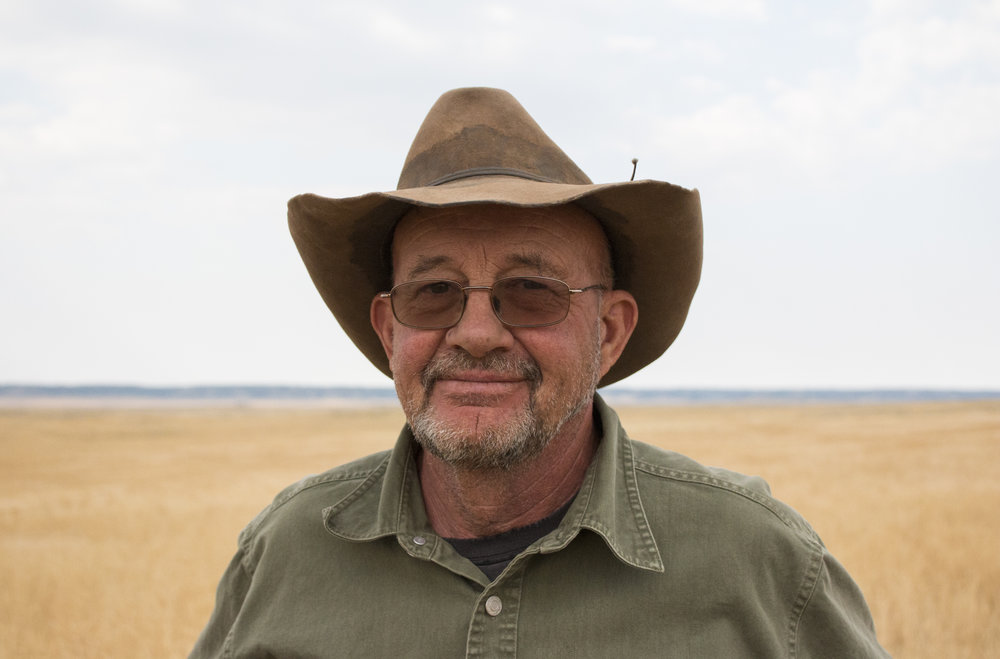 """""""I think the real opportunity with soil health is that agriculture could actually be part of the solution…there is a problem but we have a solution. I think that it could really change the narrative of climate denials,"""" says Steve."""