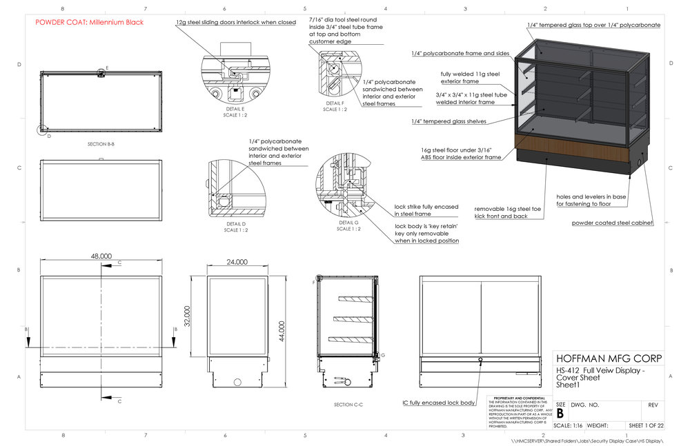 HS-412  Full Veiw Display - Cover Sheet.JPG