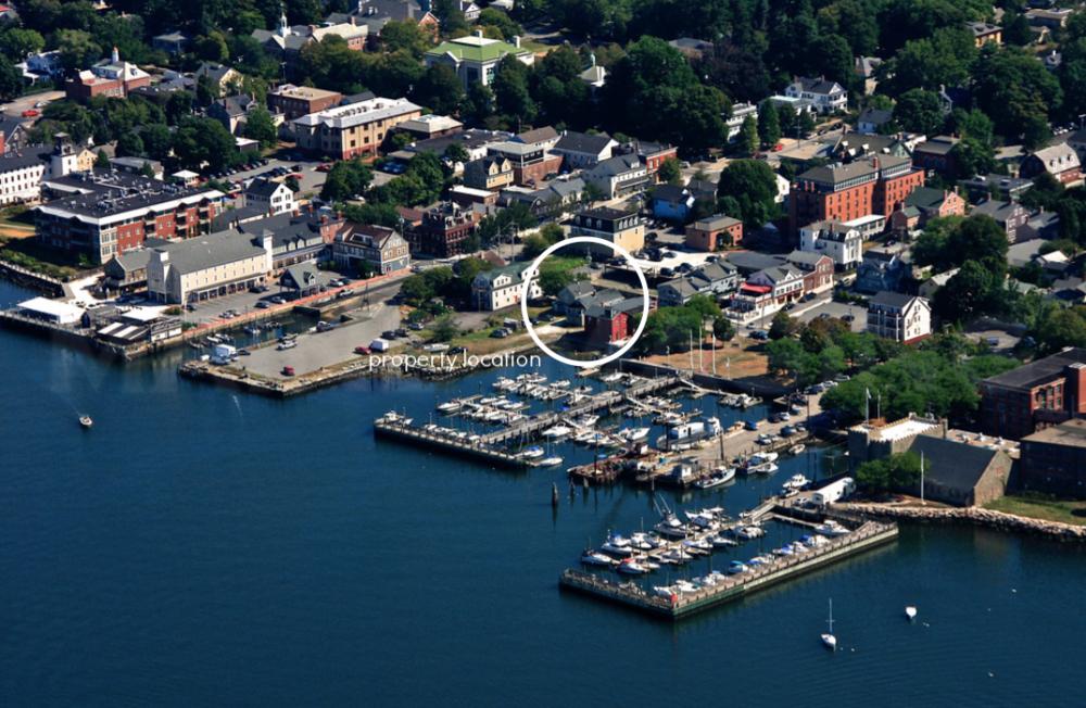 Historic Bristol Waterfront Location