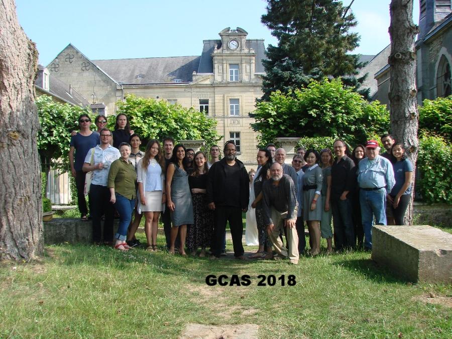 GCAS Summer 2018