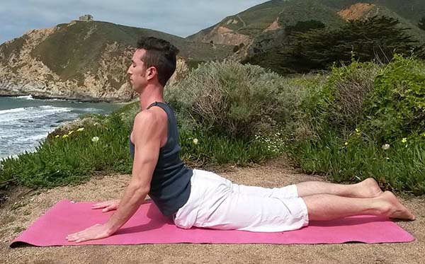 In the three years since Sturm started pursuing a more spiritual path, he has gotten certified as a Tantra Educator from the Source School of Tantra in Maui, Hawaii and completed a yoga teacher training course at Oakland's Body Temple Yoga. (Photo: Yelp/Awakening Bliss)