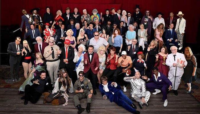 Photo:  Sunburst Convention of Celebrity Impersonators