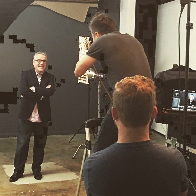 Finishing up an awesome shoot with @marklowry - it's always a pleasure working with him. #nashvillephotographer