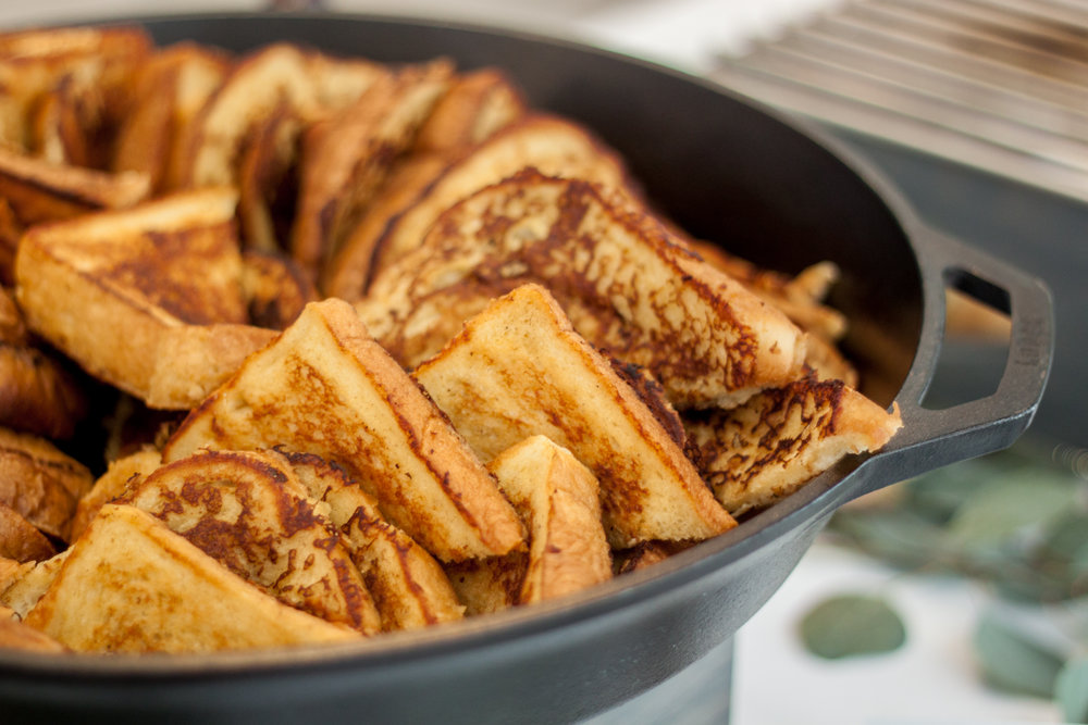 French Toast Brunch Entree
