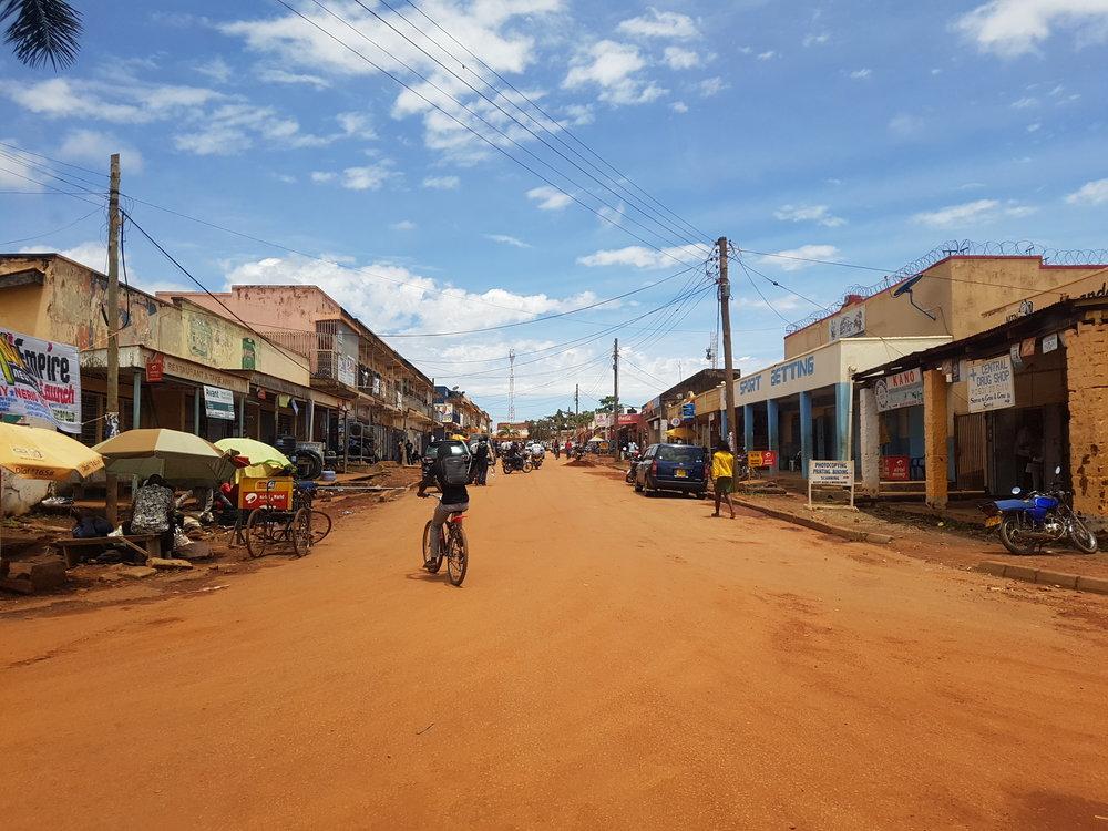 Central Gulu, Northern Uganda