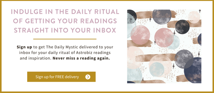 The Daily Mystic In Your Inbox