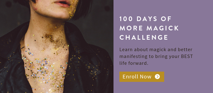 100 Days of More Magick Challenge