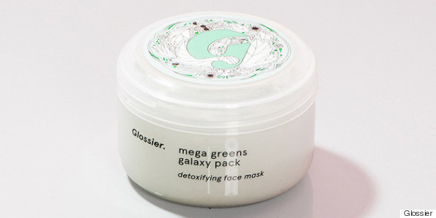 Galaxy Green Face Mask